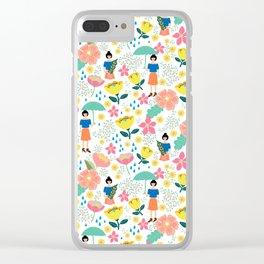 Jemima Clear iPhone Case