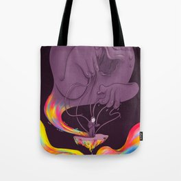 Mood handler Tote Bag