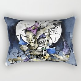 The nightmare before christmas Rectangular Pillow