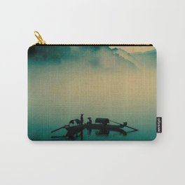 Junk ship Chinese Boat Carry-All Pouch