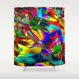 opaque Shower Curtain