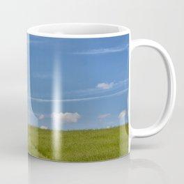 THE TREE ON THE HILL Coffee Mug