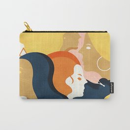 Global #Girlpower - we persist Carry-All Pouch