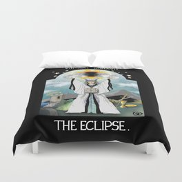 The Eclipse Duvet Cover
