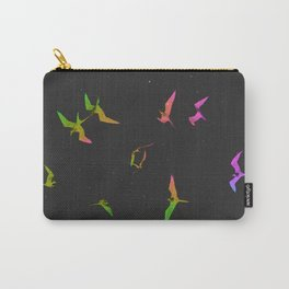The magnificent frigatebirds *N* by #Bizzartino Carry-All Pouch