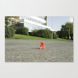 DIKKI - StreetPark series one Canvas Print
