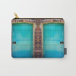 Kylemore Abbey Victorian Garden Door Carry-All Pouch