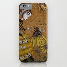 The Conversation iPhone Case