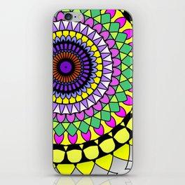 Mandala fun iPhone Skin