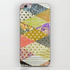 RHOMB SOUP / PATTERN SERIES 002 iPhone & iPod Skin