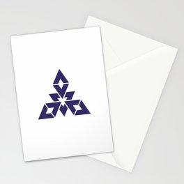 Flag of Fukuoka Stationery Cards