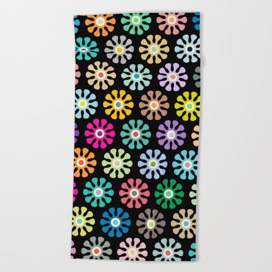Lovely Pattern VIII Beach Towel