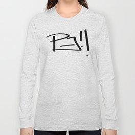 SIGNATURE LINE Long Sleeve T-shirt
