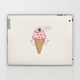 Ice Cream Laptop & iPad Skin