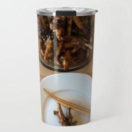 Chinese Spicy Chicken Feet Travel Mug
