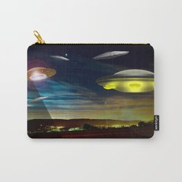 Spaceship Carry-All Pouch
