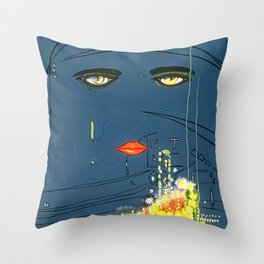 Gatsby Cover Throw Pillow
