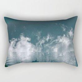 Icing Clouds Rectangular Pillow