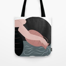 Aquarius (Jan 20 - Feb 18) Tote Bag