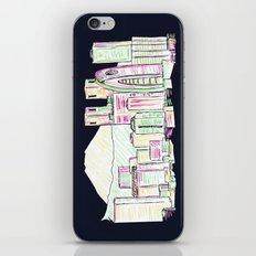 Tokyo - Midnight Version iPhone & iPod Skin