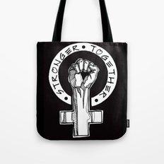 Feminism Power Tote Bag