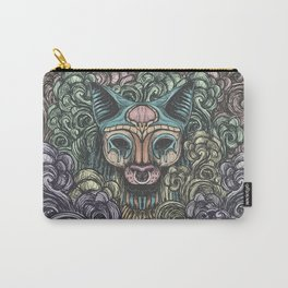 Bastet on the field Carry-All Pouch