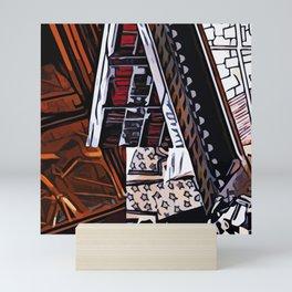 Abstract 50 #7 Mini Art Print