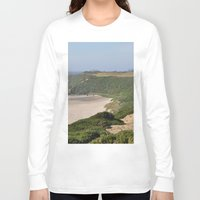 fleetwood mac Long Sleeve T-shirts featuring Old Mac by JClark