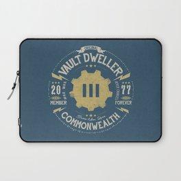 Vault 111 Member Forever Laptop Sleeve