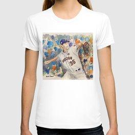 Justin Verlander - Astros Pitcher T-shirt