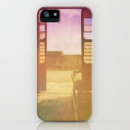 Life Cycle iPhone Case