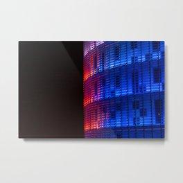 Torre II Metal Print