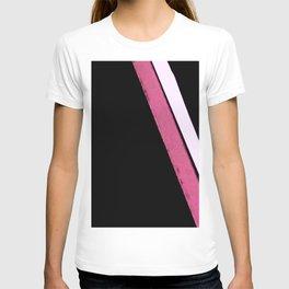 DIAGONAL REASONS T-shirt