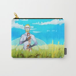 Dead Once Upon A Time Carry-All Pouch