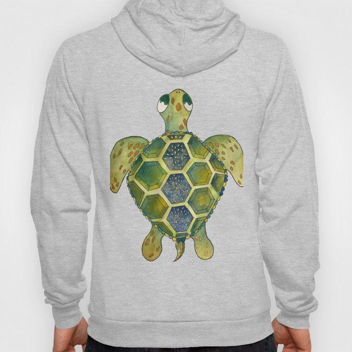 Wise Sea Turtle Hoody