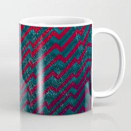 Zag [Red/Blue] Coffee Mug