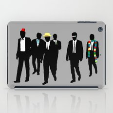 Every Doctor Has His Day iPad Case