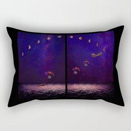 Odyssey of the Soul Rectangular Pillow