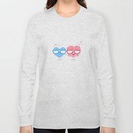 Nerd Love #1 Long Sleeve T-shirt