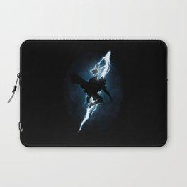 The Thunder God Returns Laptop Sleeve
