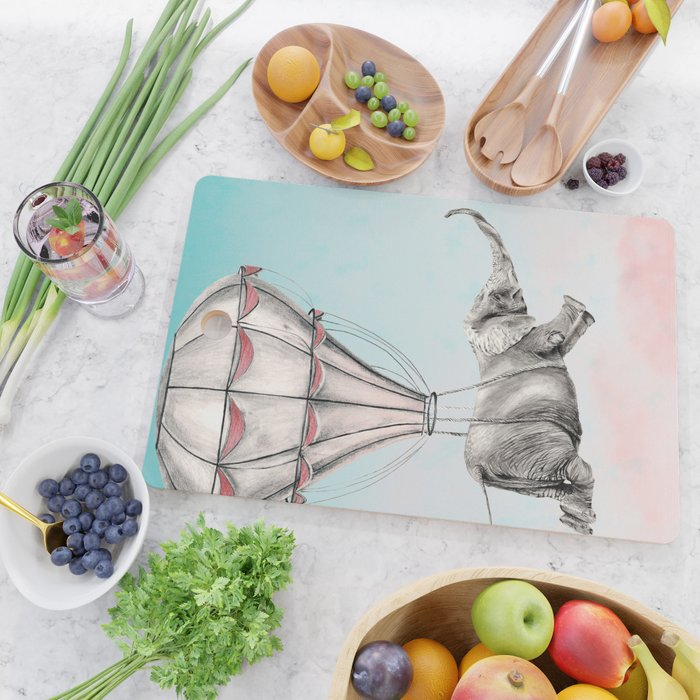 Come Fly With Me Cutting Board