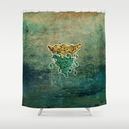 Water - One of the four elements Shower Curtain