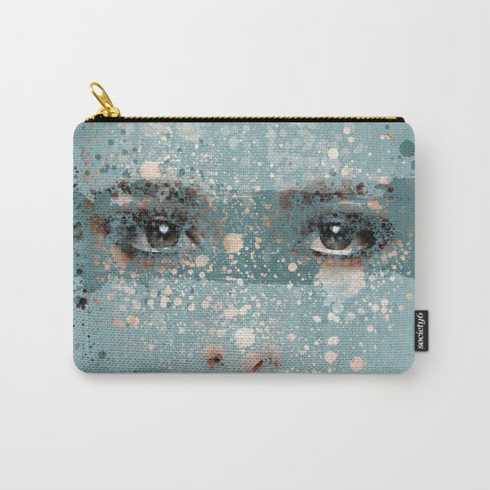 your eyes Carry-All Pouch