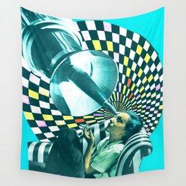 Dream Machine Wall Tapestry