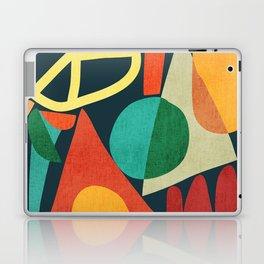 Summer Fun House Laptop & iPad Skin