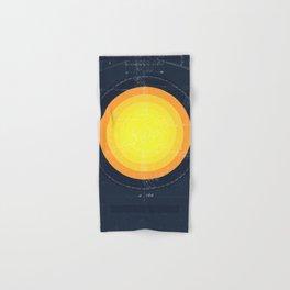 Solaris Hand & Bath Towel