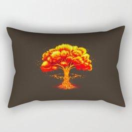 Nuclear Nature Rectangular Pillow