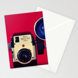 Bull's Eye Camera Stationery Cards