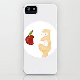 iLove Apple iPhone Case