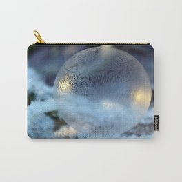 Christmas Bulb Aglow Carry-All Pouch